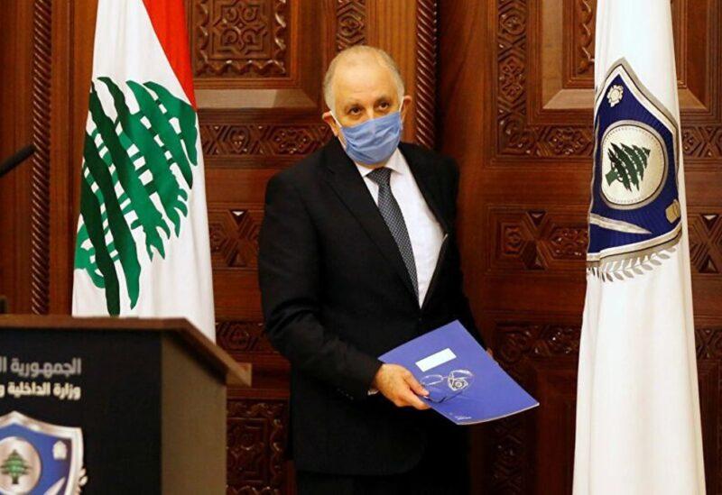 الوزير محمد فهمي