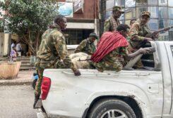 تصاعد حدة الاشتباكات في إقليم تيغراي الإثيوبي