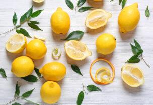 """حامض """"الليمون"""""""