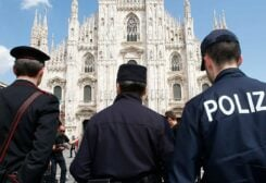 الشرطة الإيطالية - أرشيفية