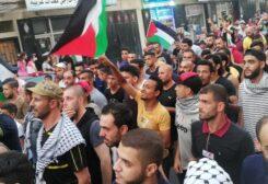 القوى الفلسطينية تقرر تصعيد التحركات