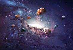 الكون - تعبيرية