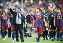 برشلونة حقق 12 بطولة في عهد رئاسة خوان لابورتا