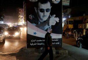 رئيس النظام بشار الأسد