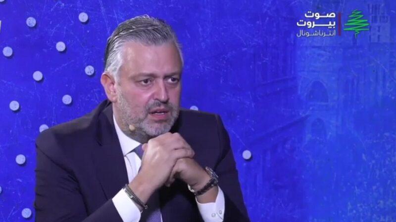 النائب هادي حبيش