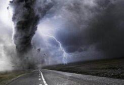 عاصفة - أرشيفية