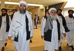 عناصر من وفد حركة طالبان - أرشيفية