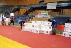 مبادرة انسانية من سفارة دولة الامارت في بيروت