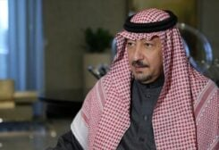 نائب وزير الخارجية السعودي، وليد الخريجي