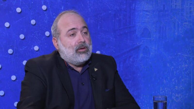 الأمين العام للمؤتمر الدائم للفدرالية ألفرد الرياشي