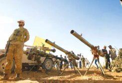 عناصر من مليشيا حزب الله
