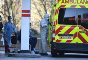 ارتفاع إصابات كورونا في بريطاينا