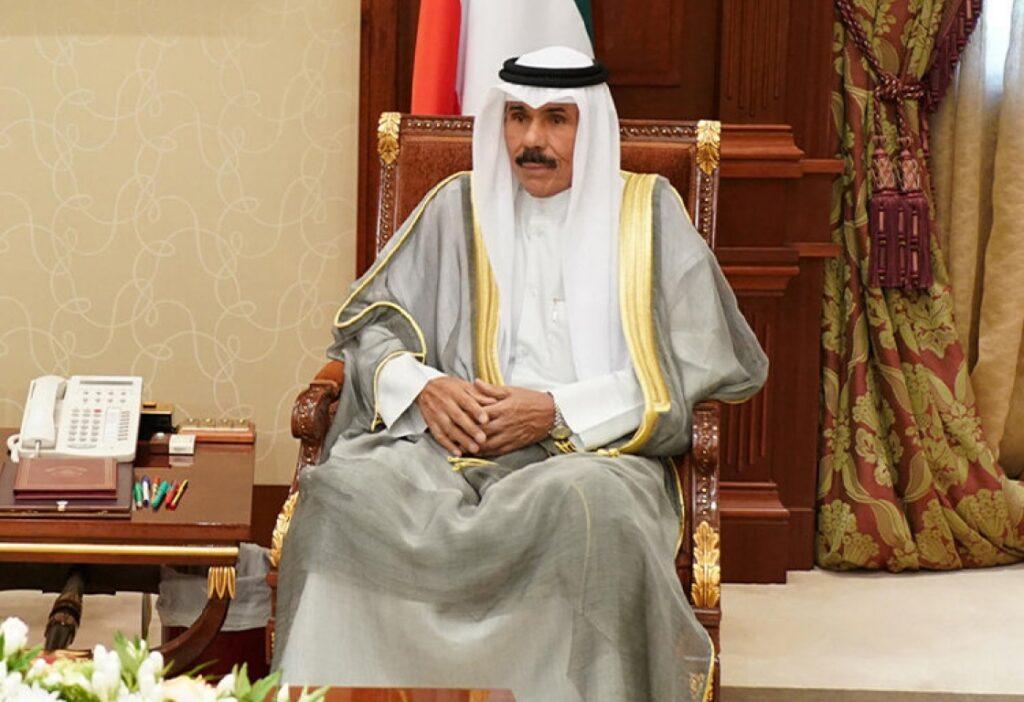 أمير الكويت يعيد تكليف الشيخ صباح خالد الحمد الصباح بتشكيل الحكومة