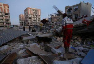 زلزال هرمزغان