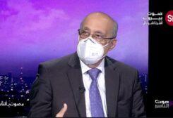 نقيب الأطباء شرف أبو شرف