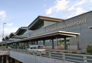 مطار في الفلبين