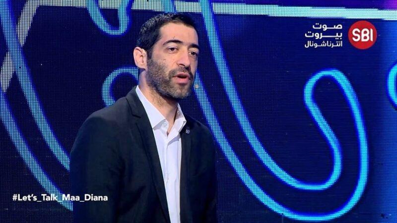 النائب المستقيل الياس حنكش ضيف برنامج Let's Talk مع ديانا