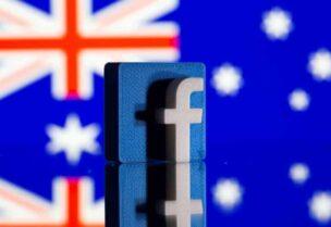 توتر بين فيسبوك والحكومة الأسترالية