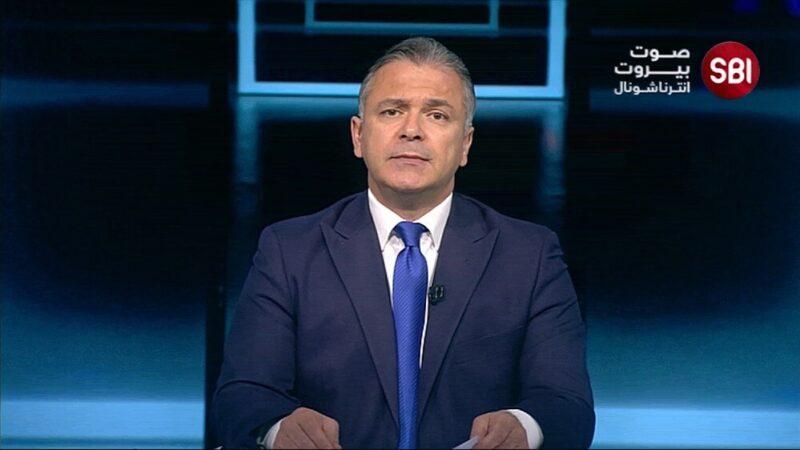 الإعلامي ماريو عبود