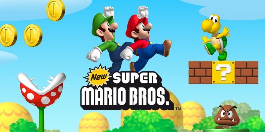 رسميا … Super Mario Bros أغلى لعبة!