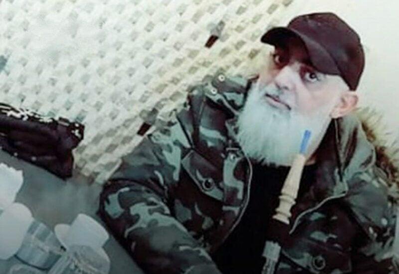 """الصور الأولى لاغتيال رجل """"حزب الله"""" الأبرز في درعا """"عارف الجهماني"""""""