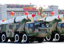 الصين تطور ترسانتها الصاروخية