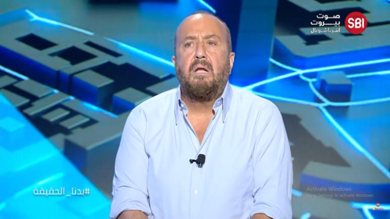 حلقة قوية وغير عادية مع الفنان والموسيقي غسان الرحباني في برنامج بدنا الحقيقة
