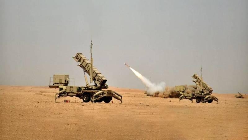 إحباط هجوم باليستي باتجاه المنطقة الشرقية للمملكة العربية السعودية