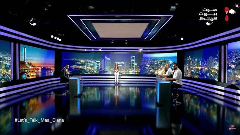لمن سيتم توزيع البنزين الإيراني؟ السياسي والاعلامي علي حجازي في برنامج let's talk مع ديانا