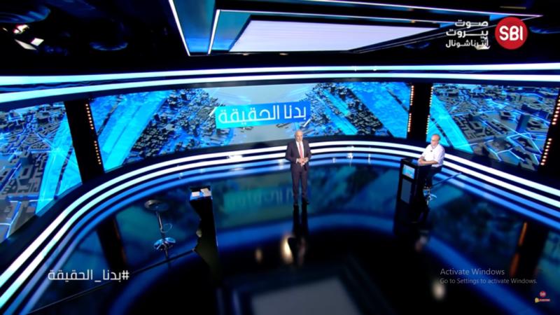 """تصريحات قوية وحلقة مهمة.. رئيس حزب """"التوحيد العربي"""" الوزير السابق وئام وهاب في برنامج بدنا الحقيقة"""