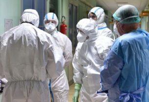 أطباء في إحدى المستشفيات
