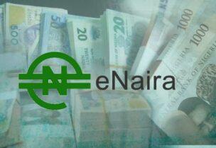 العملة الرقمية eNaira